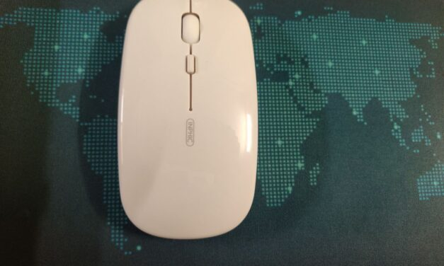Inphic Rechargeable Mouse – Review