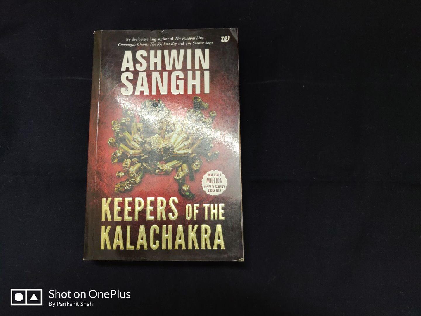 Book Review : Keepers of the Kalachakra